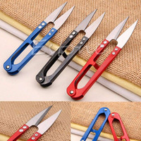 Wholesale 3Pcs Sewing Nippers Snips Beading Thread Snippers Trimming Scissors Tools New