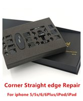 Wholesale ANSI in Corner Straight edge Sidewall Bend Fix Repair Tools iCorner kit for iphone s ipod ipad plus