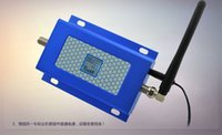 Wholesale 100 High quality GSM Repeater Boosters Receivers Mhz Mobile Cellular Phone Signal Amplifier Enlarger Promotion