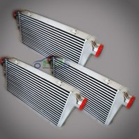 automotive radiator parts - Car modified turbo mm cooling radiator automotive turbocharger intercooler