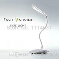 Wholesale Fashion Creative Table Lamp LED Desk Lamp Night lamp Reading Lights USB Touch sensitive Beside lamp