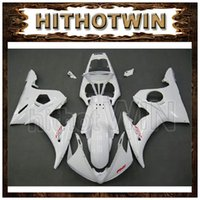 aprilia models - ABS Fairing For Yamaha YZFR6 Yea Model Motorbike White Motorcycle Sportbike Cover get free Inflator