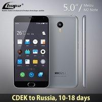 Wholesale Original Meizu M2 Note G FDD LTE Mobile Phone quot X1080px MTK6753 Octa Core Android Lollipop GB RAM MP GPS Dual SIM