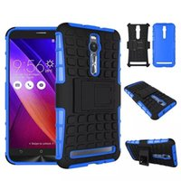 asus - Robot in KickStand Impact Rugged Heavy Duty Hybrid ShockProof Case For Asus Zenfone spider man armor case