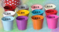 tin buckets pails - 600pcs Multicolor Tin Favor Pails Mini Bucket Boxes wedding Buffet Candy Box