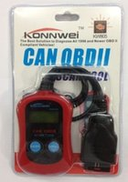 Wholesale KW805 OBD II Car Code Readers Diagnostic Scanner Tool Automobiles Vehicle Scan Tools