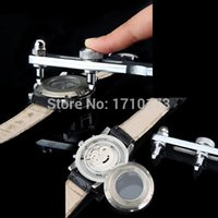 Cheap High Quality Waterproof Adjustable Watch Back Case Opener Remover 7 Steel Wrench Tool