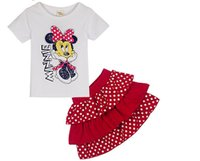 Cheap Girl minnie mouse outfits Best Spring / Autumn Short minnie mouse outfits for girls