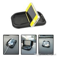 Wholesale Black Car Dashboard Sticky Pad Mat Anti Non Slip Gadget Mobile Phone GPS Holder Interior Items Accessories A3