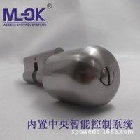 lock cylinder - MLOCK electronic cylinder lock to make smart hotel security door lock cylinder upgrade