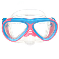 Wholesale Hot Kid Diving Mask Children Diving Goggles Snorkeling Glass Equipment Kid Swimming Goggles Toughened Tempered Glass