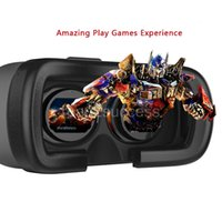 Wholesale New Arrival Google Cardboard Original VR BOX Virtual Reality D Glasses for Phone Bluetooth Controller Retail Box