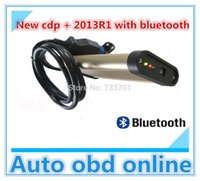 Wholesale for CDP Pro with Bluetooth Car and truck Diagnostic Scanner without oki chip for cdp