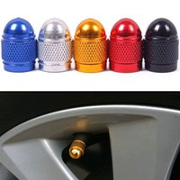 bias truck tire - New Practical Aluminum Bullet Car Truck Pickup Air Port Cover Tire Valve Wheel Stem Cap