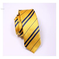 Wholesale New Colorful Nice New Harry Potter Tie Costume Accessory Men s Stripe Tie Necktie drop shipping