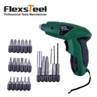 Wholesale Mini Small Cordless Electric Rechargeable Screwdriver V RPM Screwdriver Bits Drill for Home Use DIY Tools