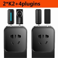 Wholesale Smart home wifi plugs sockets Kankun K2 broadlink and orvibo EU AU UK US Scoket with Plugins