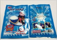 fake snow - Christmas Decoration Instant Snow Magic Prop DIY Instant Artificial Snow Powder Simulation Fake Snow For Night Party G Bag Bags