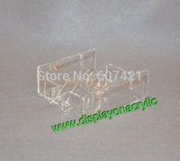 acrylic sheet size - Fashionable Middle Size Seat Type Bow Rod Dinner Acrylic Napkin Holder