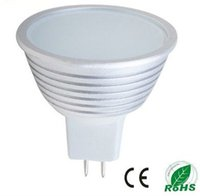 Cheap SAMSUNG SMD5630 MR16 5W led dimmable wide angle 120 angle Dim GU10 AC110V AC220-240V Aluminum+ Pc cover 400Lm White.warm white Free shipping