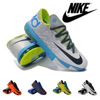 Cheap KD VI EP Basketball Shoes,Kevin Durant 6 Nike Zoom Air Shoes, Cheap Original Mens Nike Sneakers Fashion Sport Trainers