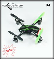 Wholesale 2 G CH RTF Mini RC Helicopter X4 H107C RC Quadcopter With Camera W w Quad Copter Original Retail Box