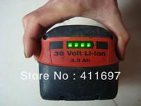 Wholesale 1 Piece Hilti V Ah CPC Li Ion USED Battery Akku HIGH CAPACITY FOR CORDLESS TOOLS order lt no track
