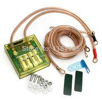 Wholesale Universal Yellow Fuel Saver Voltage Volt Stabilizer Regulator Pivot Mega Raizin