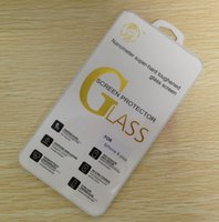 Wholesale mm Premium Screen Protector Toughened membrane For iPhone plus High quality protective film