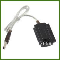 ata to usb - 5 S ATA New USB to IDE SATA Adapter Cable Dropshipping