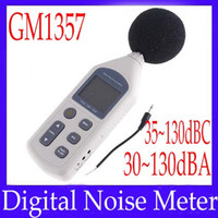 Wholesale Portable noise meter GM1357 dBA dBA