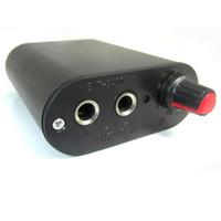 Wholesale BJT ProTattoo Power Supplies Standard Black Mini Tattoo power supply For Tattoo Machine Gun