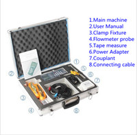 Wholesale Free Shpping High Quality New TDS H M2 S1 DN15 mm Ultrasonic Flow Meter
