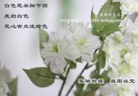 quality silk flowers - Cherry Blossom Artificial Silk Flowers high quality home decor Wedding supplies Flower Arrangement Silk cherry blossom