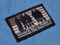 action armband - Seal Seals Red Wings action OperationRedWing badge armband lone survivor