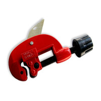 aluminum pipe cutter - Tube Pipe Cutters Heavy Duty Cuts Pvc Plastic Brass Copper Aluminum Plumbing new arrival