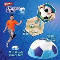 Wholesale Magic Hover Ball Mini Indoor Semicircle Soccer Football Toys For Kids Safe Half Balls Easy Play