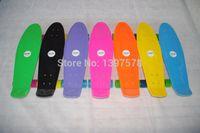 bantam cruiser - Whole sale Brand New inch Nickel Bantam Longboard Cruiser skate board plastic