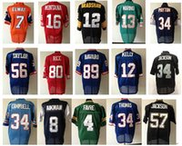 throwback football jersey - american football throwback jersey by DHL EMS just arrived at USA