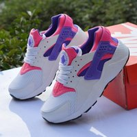 Wholesale New White Air Huarache Men Womens Sneakers Breathable Running Shoe Huaraches