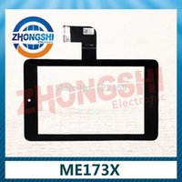 Wholesale Original For Asus MeMO Pad HD ME173 ME173X K00b Touch Panel Screen Replacment with