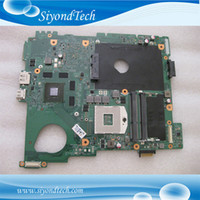 Wholesale DHL Original New Laptop Motherboard For inch Dell Inspiron R N5110 Notebook Mainboard tested before sending