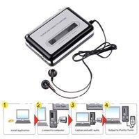 Wholesale Walkman Tape to PC USB Cassette to MP3 Converter Capture Audio Music Player