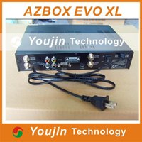 azbox evo xl - Digital TV satellite receiver azbox evo xl evo XL decoder updated by usb south america azamerica s1001 tocomfree s929