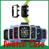 Wholesale 2015 new mm mm New Ultra Thin Slim Transparent Crystal Clear Soft Plastic Cover Case Skin for apple iwatch case