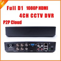 Wholesale 960H H HDMI Security System CCTV DVR Channel Mini DVR For CCTV Kit DVR Channel P H fps Mini DVR RS485 PTZ