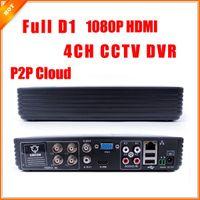 Wholesale 960H H HDMI Security System CCTV DVR Channel Mini DVR For CCTV Kit DVR Channel P H fps Mini RS485 PTZ