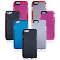 Wholesale Tech21 TPU Soft EVO Mesh Case For iPhone s s Plus Hybrid D30 Material Tech Case No Package