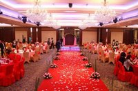 Wholesale Hot Sale Rose Petals Hand Sprinkle Flower Wedding Decorate Available in colors Cheap Petals bag