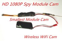 Wholesale HD P Mini Spy Module Camera Wireless Module Hidden Video Recorder WiFi Mini DVR